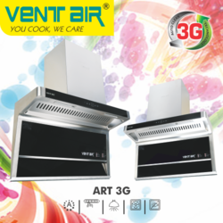 Ventair Kitchen Chimney Art 3G