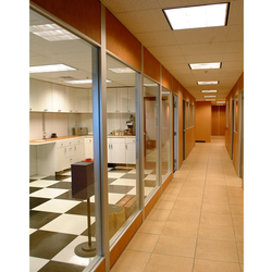 Sound Proof Glass Partition