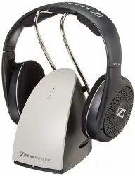 Black Over The Head Sennheiser RS 120 II Wireless On-Ear Headphone