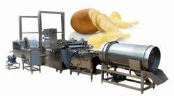 10 HP Potato Chips Machine