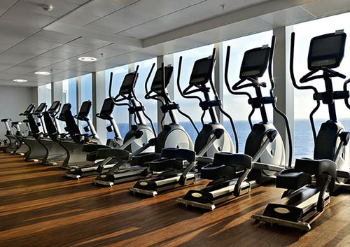 Commercial Gym Setup Services