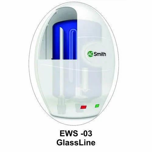 EWS-03 AO Smith Glass Lined Tank