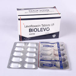 Levofloxacin 500 Mg, Packaging Size: 10X10