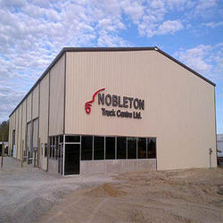 Industrial Building Architect