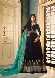 Simar Amyra Anubha Series 9333-9337 Stylish Party Wear Satin Georgette Suit