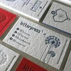 Letterpress Printing Service