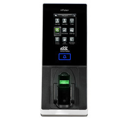 Multi-Biometric Finger Vein Standalone Access Control System