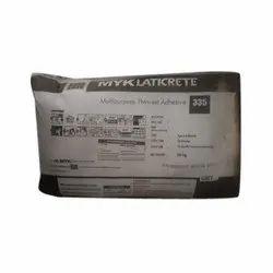 MYK Laticrete Thin-Setmortar Multipurpose Thin Set Tile Adhesive, Pack Type: Hdpp Bag
