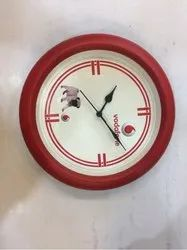 Vodafone Promotional Wall Clock