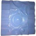 Light Blue Mdf Wall Panel, Thickness: 17 Mm