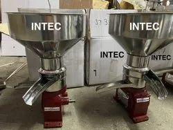 INTEC - Manual /  Hand Operated Milk Cream Separator