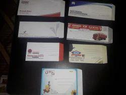 Paper Multicolour Envelope