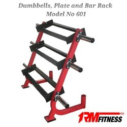 Combo Dumbbells / Plate / Bar Rack