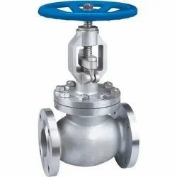 Stainless Steel Hydraulic Globe Valves