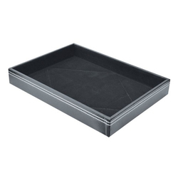KBI Leather Paper Tray A4