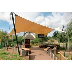 Tensile Garden Structure