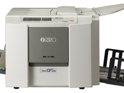 RISO Didigital Duplicator Cv 1200