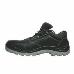 Fortune Velvet PU Sole Grain Leather Safety Shoes