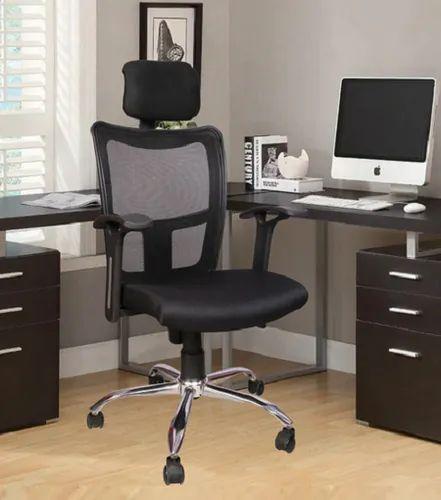Office Revolving High Back Chair