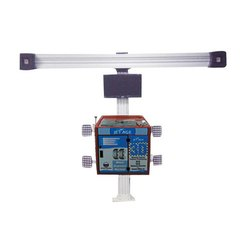 VALUE 3D Wheel Alignment Machine