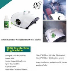 Sanitizer Disinfectant Fogging Machine - COVID19 - Home, Office, use