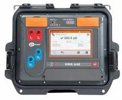 MMR-640 Low Resistance Meter