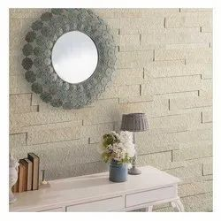 Sandstone 2D/3D Stone Veneer, Thickness: 1mm-3mm, Size: 2 Feet * 6 Inches