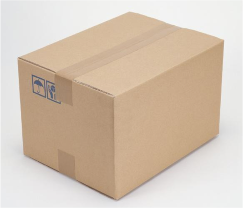 Paper Corrugated Box, Wall Type	- 3 Ply - 9 Ply