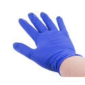 G10 Arctic Blue Nitrile Gloves