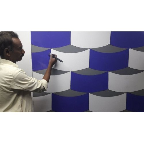 3D Wall Painting Services in Varanasi, Sickrol by S S G