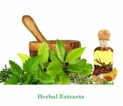 Standardised Herbal Extracts