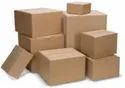 Kraft Paper Rectangle And Square Shipping Boxes