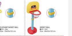 Kids Basket Ball Stand