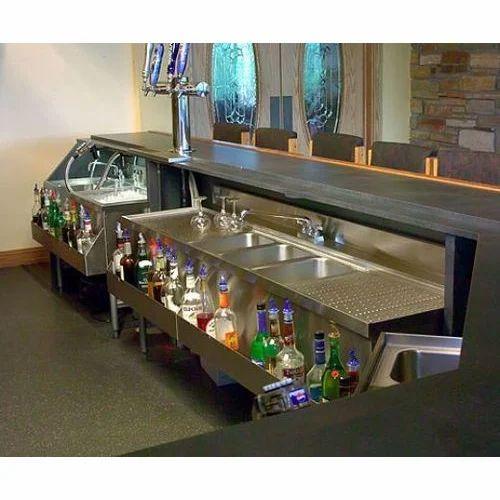 Bar Designing Service, Bar Design Services - Lyra Equipments, Delhi ...