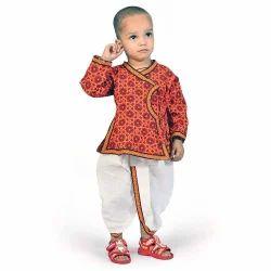 Jaipuri Dhoti Angrakha Set 204B