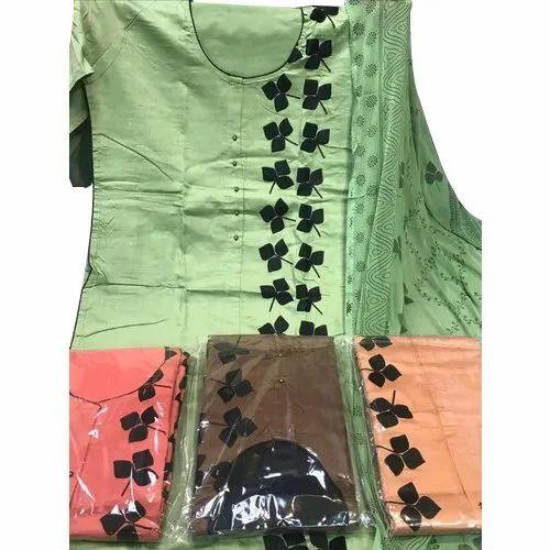 Boutique Designer Semi Stitched Suit