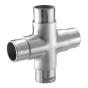 Stainless Steel Cross Fitting 316