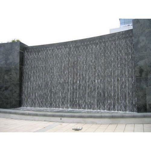 Water Wall Fountain At Rs 200000 /set