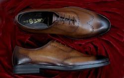 Argentian Leather Mens Shoes