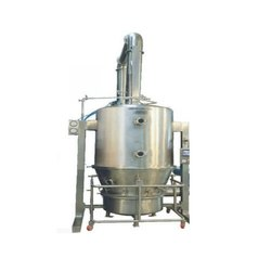 Automatic Fluid Bed Dryer