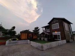 2BHK Wooden Villa
