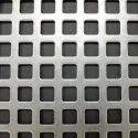 Square Hole GI Perforated Sheet