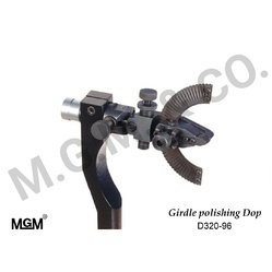 Roundist Girdle Polishing Dop Click Type