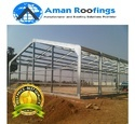 Steel Shed Structure