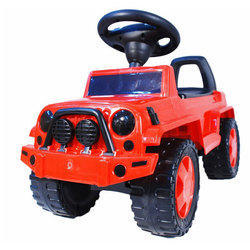 Kids Toyhouse Wrangler Push Car