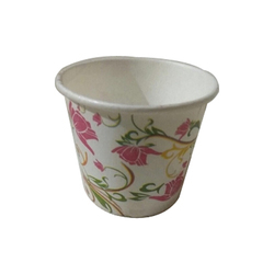 Eco Friendly Disposable Paper Cup, Capacity: 250 mL