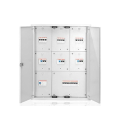 ABB 7 Segment Distribution Board-s7seg