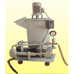 Electric Diaphragm Grout Pump