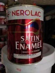 Satin Enamel Smooth Finish Nerolac Paint