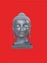 Buddha Marble Head Statue